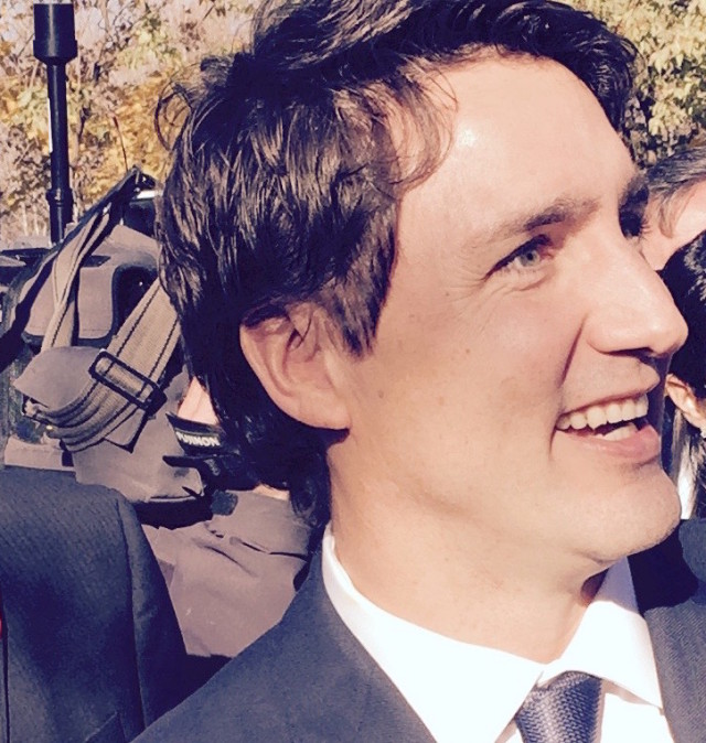 Justin Trudeau, Prime Minister of Canada. mosaicedition.ca-ea