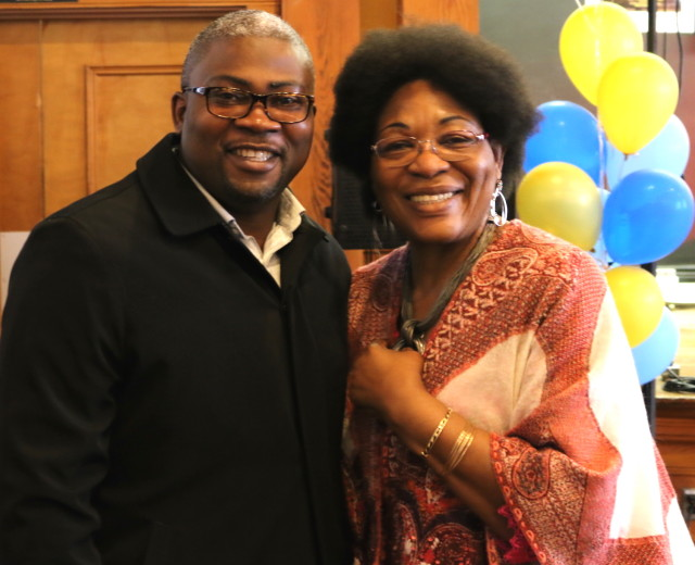 The Black History Month 2017 was hosted by SOFIFRAN (Solidarité des femmes et familles immigrantes francophones du Niagara) an organization of francophone immigrant women and families living in Niagara Region. The event coincided with the tenth anniversary of the organization.