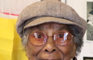 Wilma Morrison, a leader in the black history movement in Canada