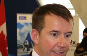 The President of the Treasury Board, Scott Brison
