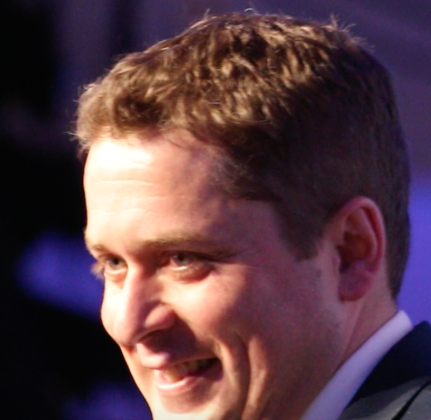 Andrew Scheer is the new leader of the Conservative Party of Canada