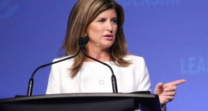 Rona Ambrose - former Interim Leader of the Conservative Party addresses the Leadership Convention 2017