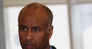 """Ahmed Hussen, Minister of Immigration, Refugees and Citizenship has announced that starting August 31, 2017, IRCC will be the first Government of Canada department to introduce interim measures, which include allowing individuals to add an observation to their passport stating their sex should be identified as """"X."""""""