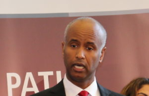Ahmed Hussen, Minister of Immigration, Refugees and Citizenship. mosaicedition.ca-ea