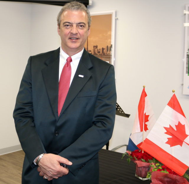 The National Flag of Canada is celebrating its 53rd anniversary -René C Viau - Vice Chair Board Of Directors Centre francophone de Toronto-mosaicedition.ca-ea