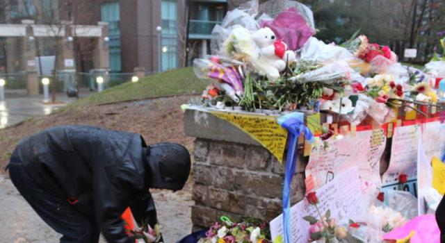 Toronto-Dedication to victims of van driver attack – Yonge and Finch - mosaicedition.ca-ea