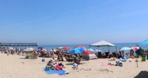Crystal Beach - The south coast of Canada - mosaicedition.ca-ea