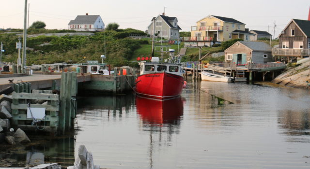 A place to visit – Canada – Peggys Cove – Halifax - mosaicedition.ca-ea