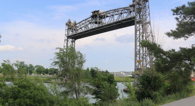 Glendale Avenue Bridge 5 - St. Lawrence Seaway - mosaicedition.ca-ea