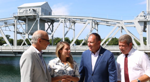Support for tourism in the Niagara Region