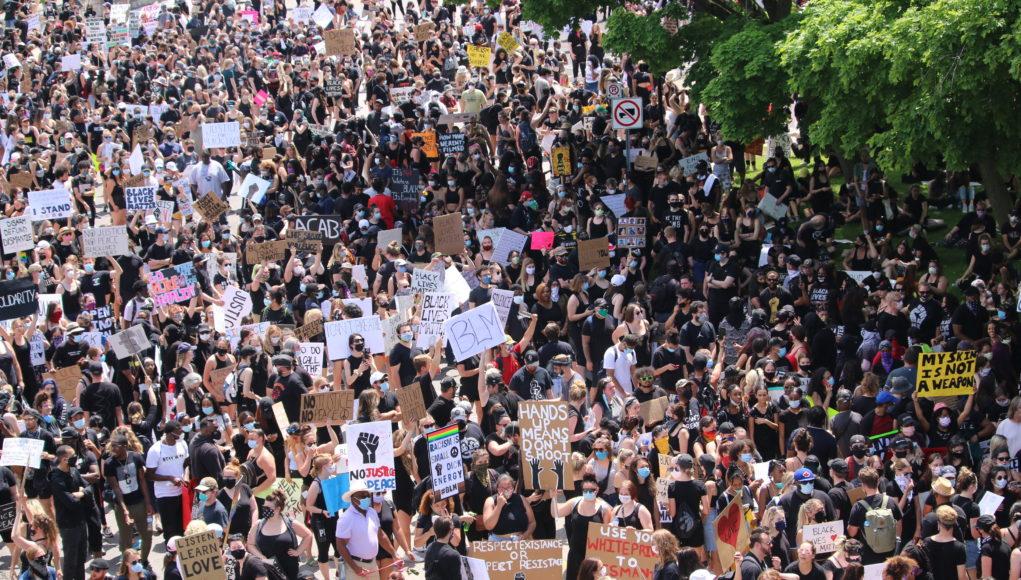 Justice for Black Lives – Niagara Falls
