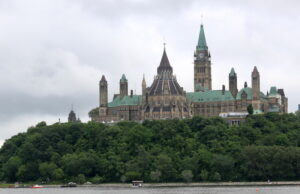 Parliament Hill - Canadian Parliament - July 1 2017– Photo Edition Mosaic Edward Akinwunmi