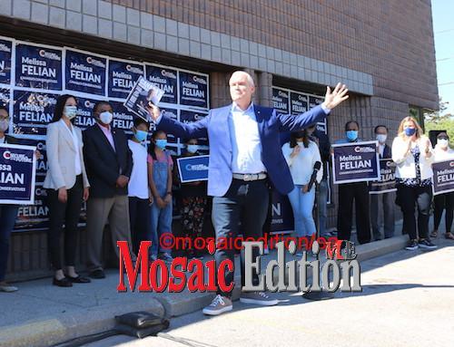 Erin O'Toole – Election 21- Mosaic Edition photos