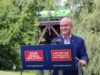 Erin O'Toole campaigns in Mississauga – Stop Liberal Inflation