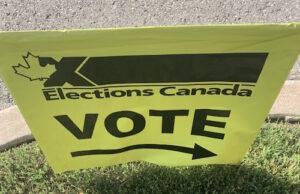 Vote - Elections Canada - Photo Mosaic Edition Edward Akinwunmi.