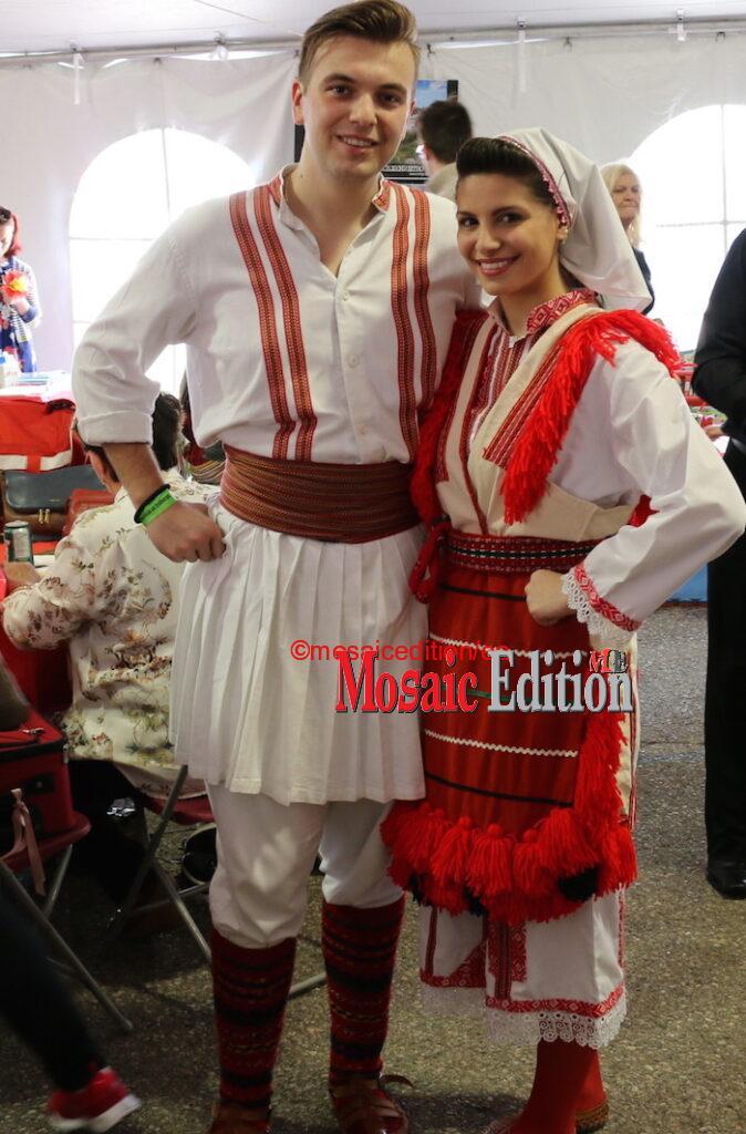 Carassauga Festival – Macedonia – 2017 - Mosaic Edition Edward Akinwunmi